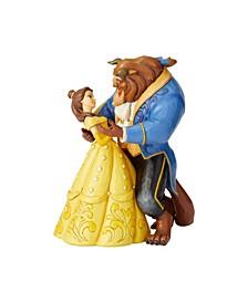 Belle Beast 25Th Anniversary Dancing Figurine