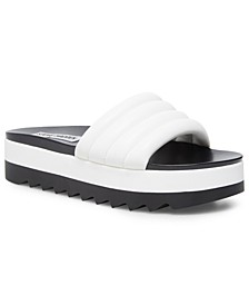 Women's Lazaro Flatform Slide Sandals