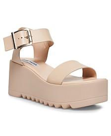 Women's Lake Treaded Flatform Sandals