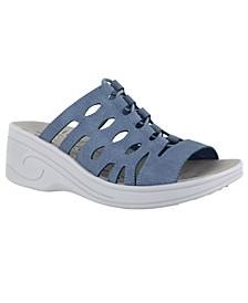 Follow Women's Wedge Sandals
