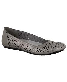 Brooklyn Women's Comfort Slip On Shoes