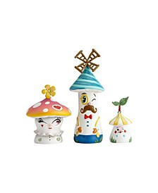 Lil' Mushies Set Miss Mindy Collection Figurine