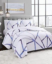 Obelis Metallic Bedding Collection