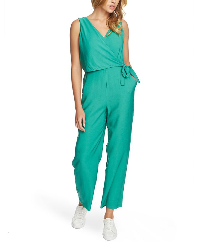1.STATE Wrap Style Jumpsuit