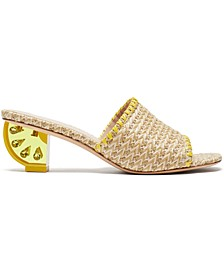 Citrus Dress Sandals