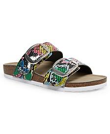 Brinaa Footbed Sandals