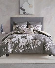 Odessa 3 Piece Comforter Set - Full/Queen