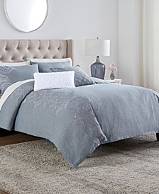 Cassie 5 Piece Comforter Set, Full/Queen