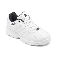 Deals on Fila Mens Fulcrum 3 Casual Sneakers
