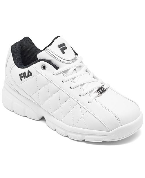 Fila Men's Fulcrum 3 Casual Sneakers from Finish Line