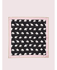 Elephant Silk Bandana