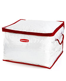 Rubbermaid Medium Storage Flex Tote