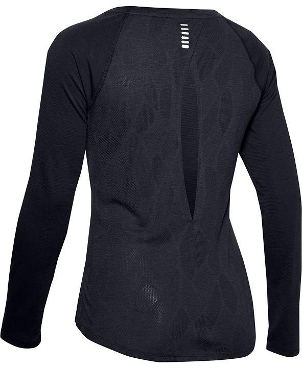 Under Armour Women's UA Streaker 2.0 Long-Sleeve Running Shirt