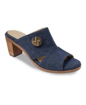 Leslie Stacked Heel Mule Women's Shoes