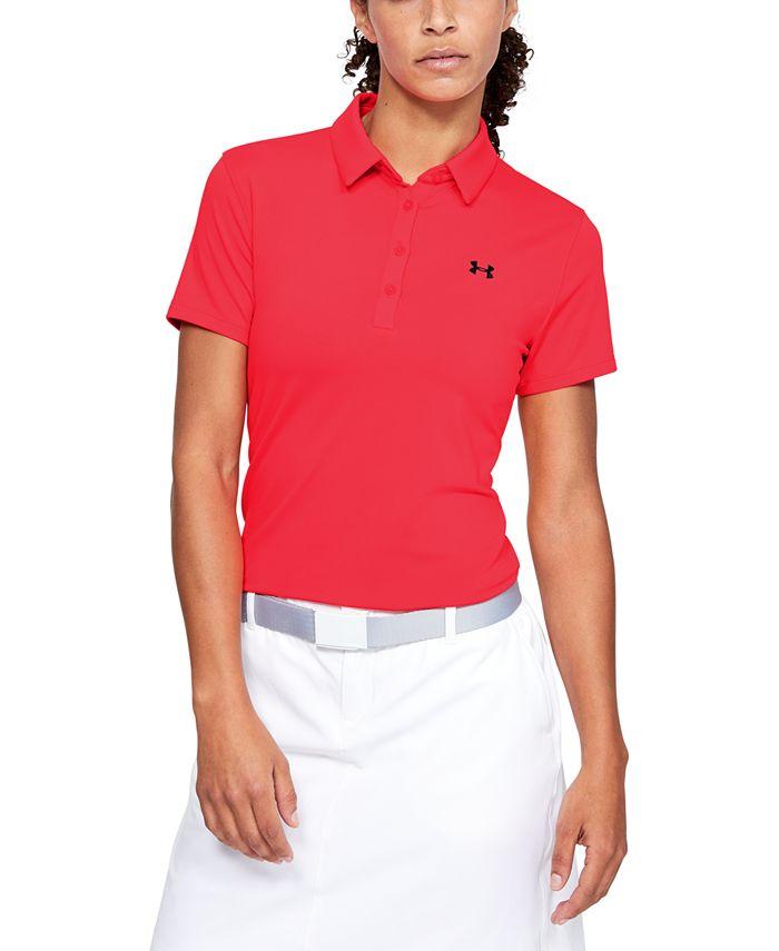 Under Armour - UA Zinger Golf Polo