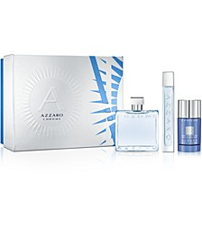 Men's 3-Pc. Chrome Eau de Toilette Father's Day Gift Set