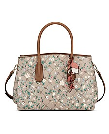 Klarybel Jet Set Satchel
