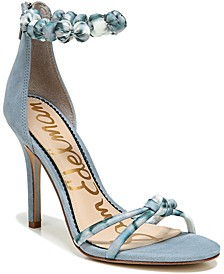 Aria Two-Piece Dress Sandals