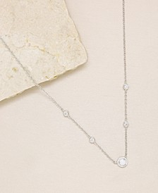 Olivia Opal And Crystal Women's Necklace