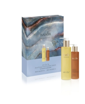 Babor Hy-Ol and Phytoactive Hydro Base Cleansing Set