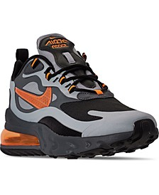 Men's Air Max 270 React Winter Casual Sneakers from Finish Line