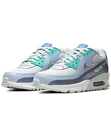 Big Girls Air Max 90 Casual Sneakers from Finish Line