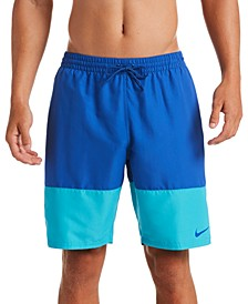 "Men's Volley Diverge 9"" Swim Trunks"