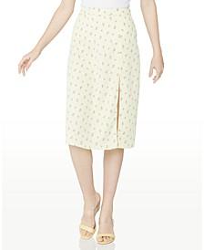 Dainty Daisy Midi Skirt