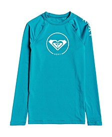 Big Girls Long Sleeve Rashguard