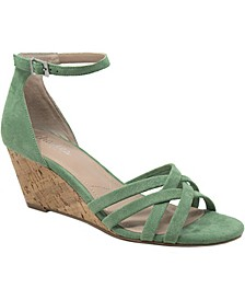 Gwenyth Wedge Sandals