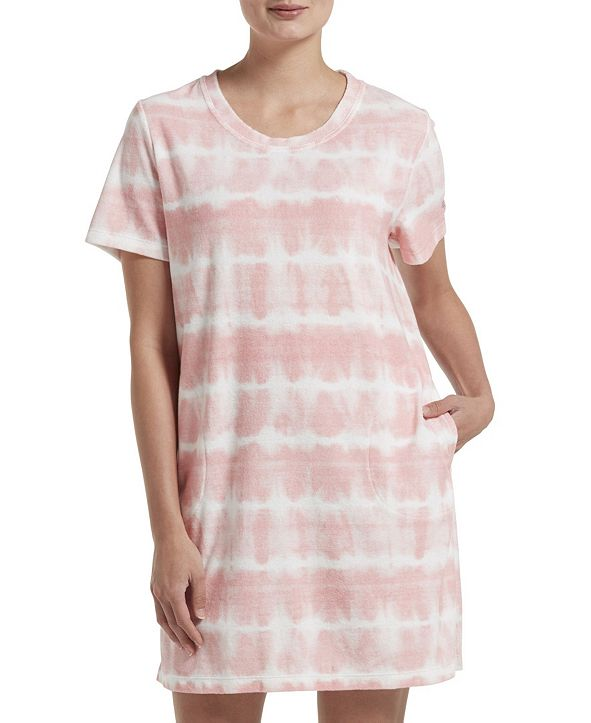 Hue Women's Tie Dye Sleepshirt Nightgown