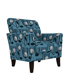 Adrian Flared Arm Chair