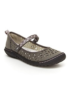 Wildflower MJ Women's Casual Mary Jane Flats