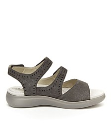 Mabel Women's Flat Adjustable Sandal