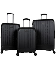 Flying Axis Luggage Set, 3 Piece