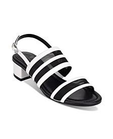 Rochel Block Heel Sandal