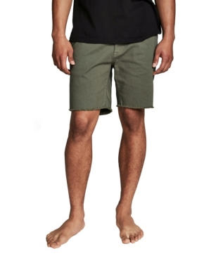Cotton On Men's Raw Hem Chino Shorts