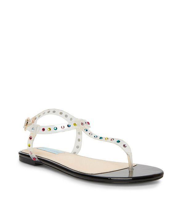 Betsey Johnson Rosa Flat Sandal