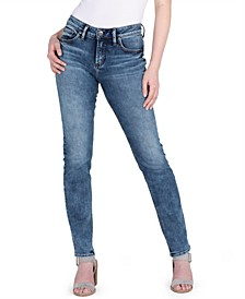 Avery Straight Jeans