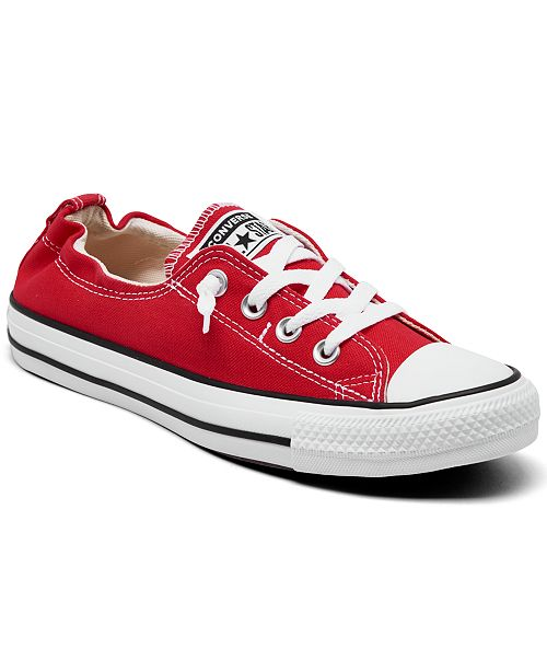 723f9b49900c ... Converse Women s Chuck Taylor Shoreline Casual Sneakers from Finish ...