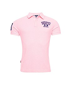 Classic Superstate Men's Polo Shirt