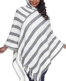 Women's Plus Size Casandra Poncho