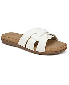 Fredie Slide Comfort Sandals