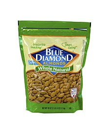 Natural Almonds, 40 oz