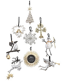 Michael Aram Christmas Ornaments Collection