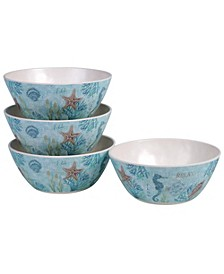 Tropicali 12-Pc. Dinnerware Set