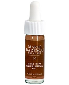 Receive a Free Rose Hips Nourishing Oil, 4ml with any Mario Badescu purchase!