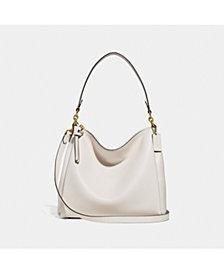 COACH Leather Shay Shoulder Bag