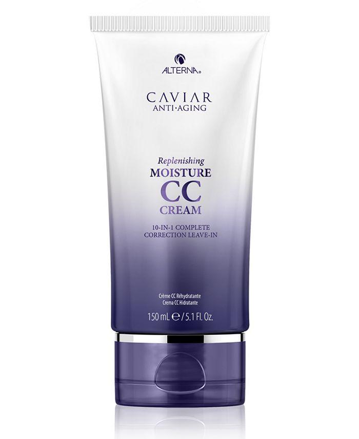 Alterna - Caviar Anti-Aging Replenishing Moisture CC Cream, 5.1-oz.