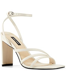 Zelina Women's Heeled Strappy Sandals